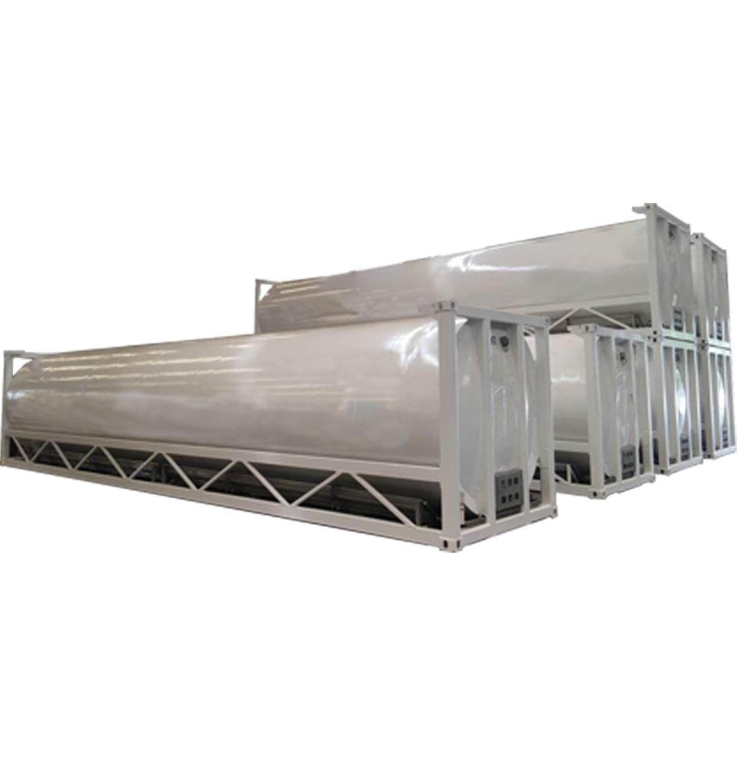 Ag400应用于低温罐箱