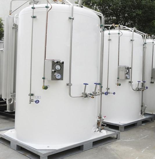 Ag400应用于储罐