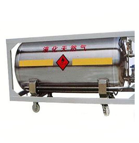 Ag400应用于低温气瓶
